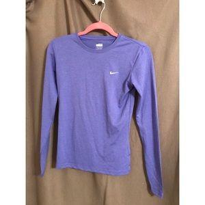 Nike Fit Dry Long Sleeve Shirt
